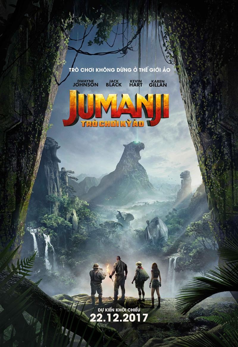 Jumanji - Trò Chơi Kì Ảo