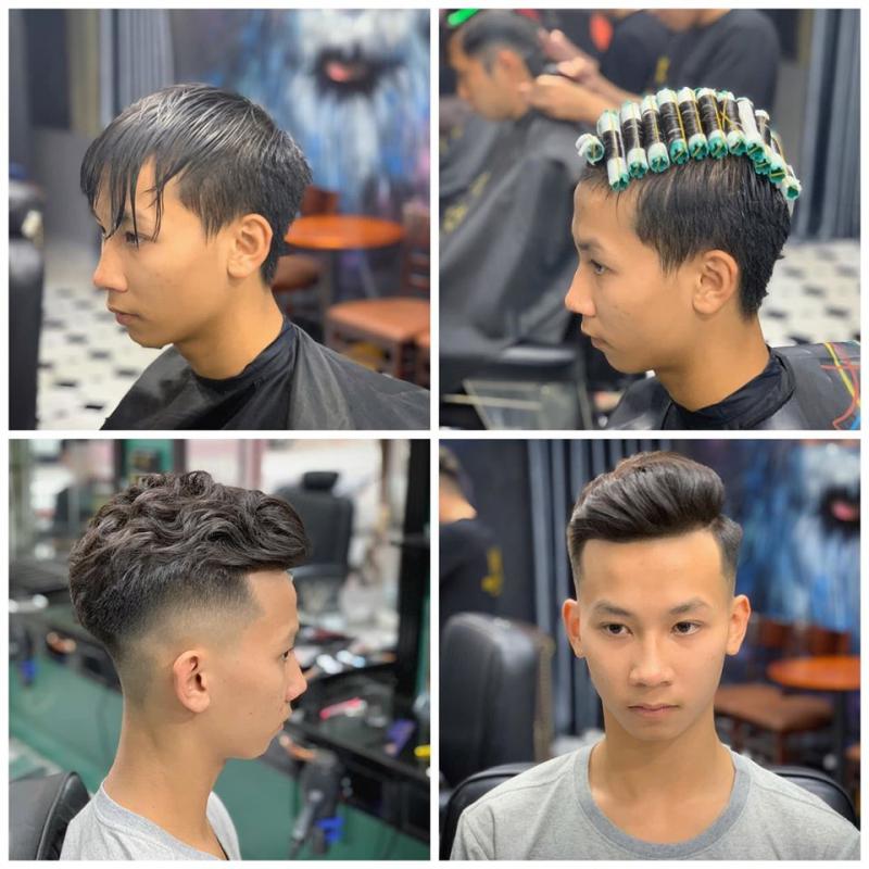 Jun Barber Shop