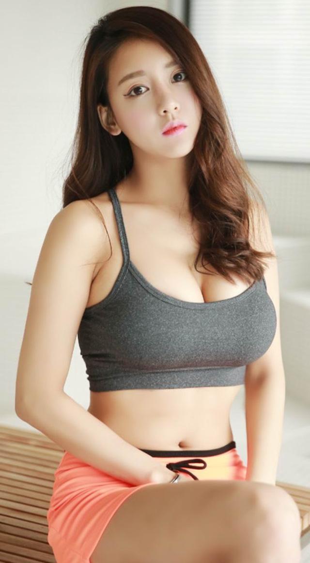 Thiên thần nội y xứ Hàn Jung Nari