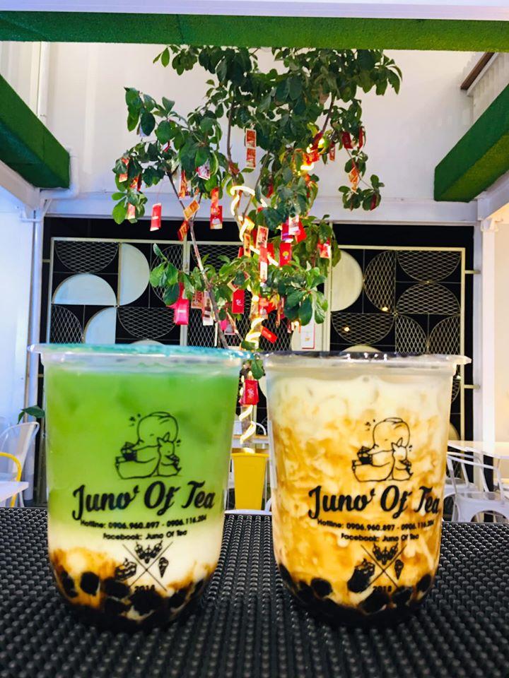 JUNO of TEA