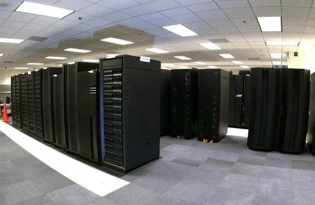 Juqueen - siêu máy tính của Đức
