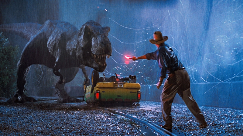 Công viên kỷ Jura (1993) đạo diễn: Steven Spielberg
