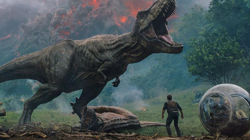 Jurassic World (Thế Giới Khủng Long) (2015): 1,671 tỷ USD