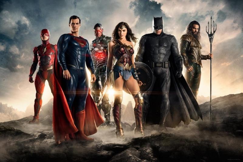 Justice League liệu có là đối thủ xứng tầm với Avengers của Marvel