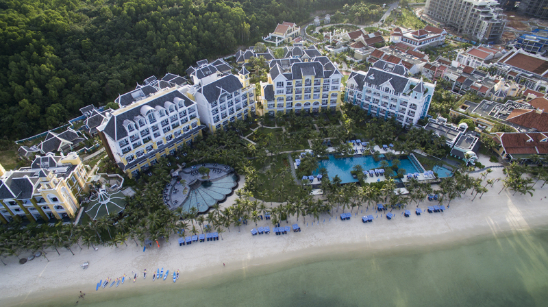 JW Marriott Phu Quoc Emerald Bay – resort