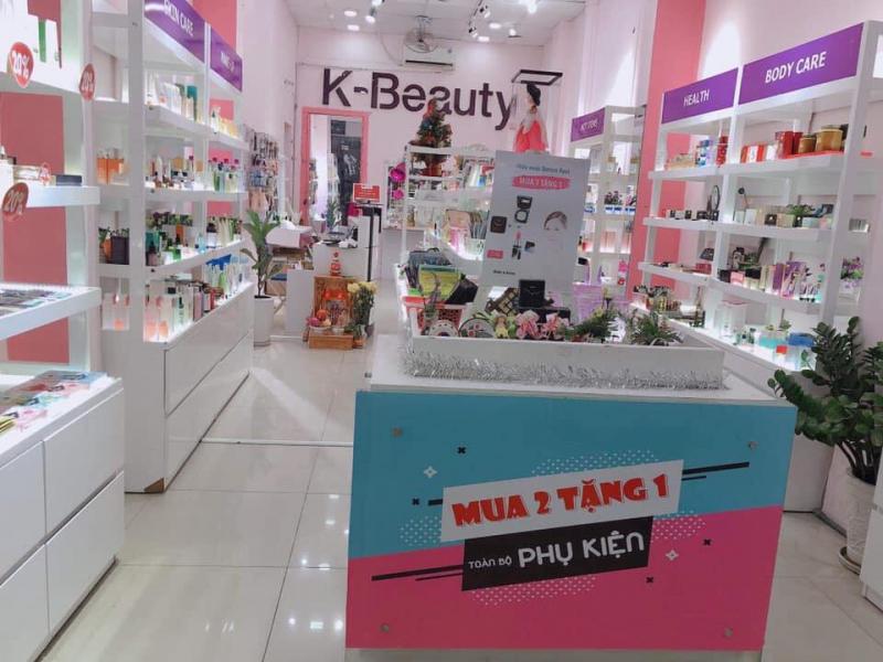 Một góc K-Beauty