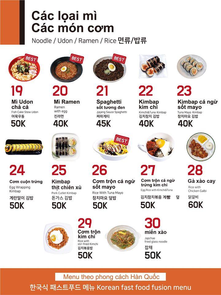 Top 13 quán ăn ngon ở Quận 3, TP. Hồ Chí Minh