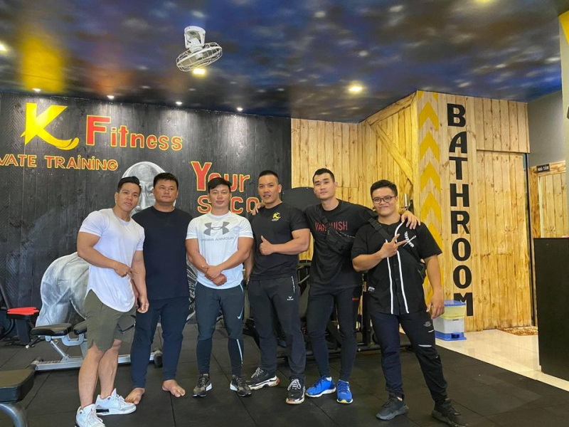 K Fitness Private Training