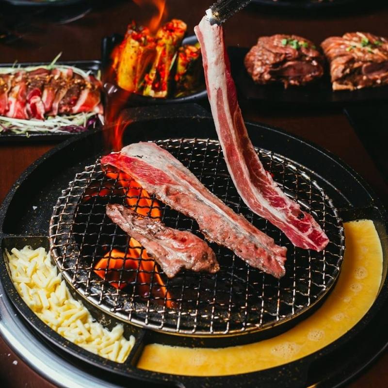 Thịt nướng K- Pub