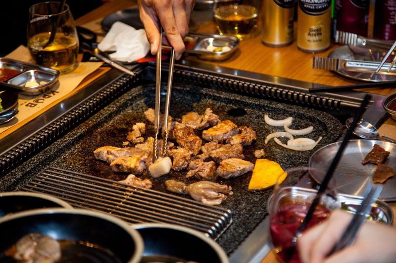 K-Pub – Korean BBQ Garden