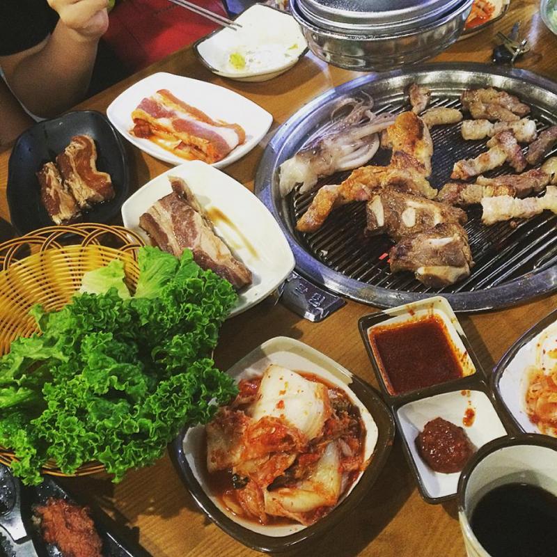 K-Pub Nướng Hàn Quốc