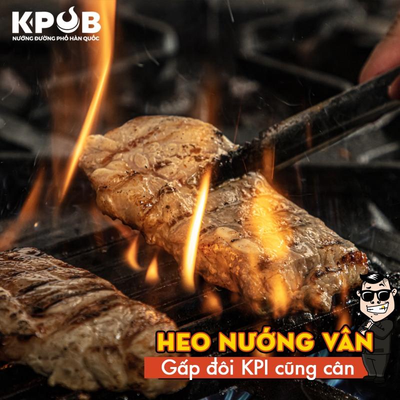 K-PUB - KOREAN GRILL PUB