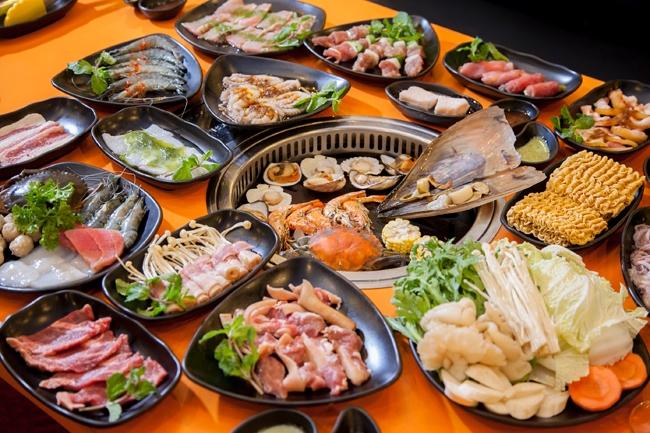Quán nổi bật từ đồ ăn, cách trang trí đến cách phục vụ