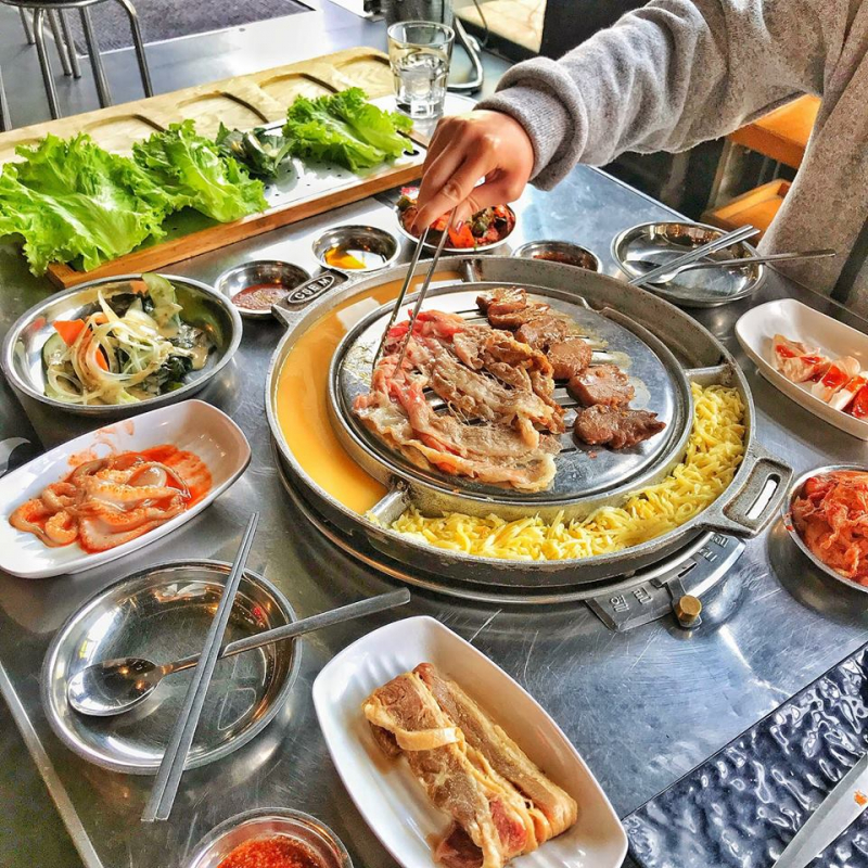 Kpub Korean BBQ