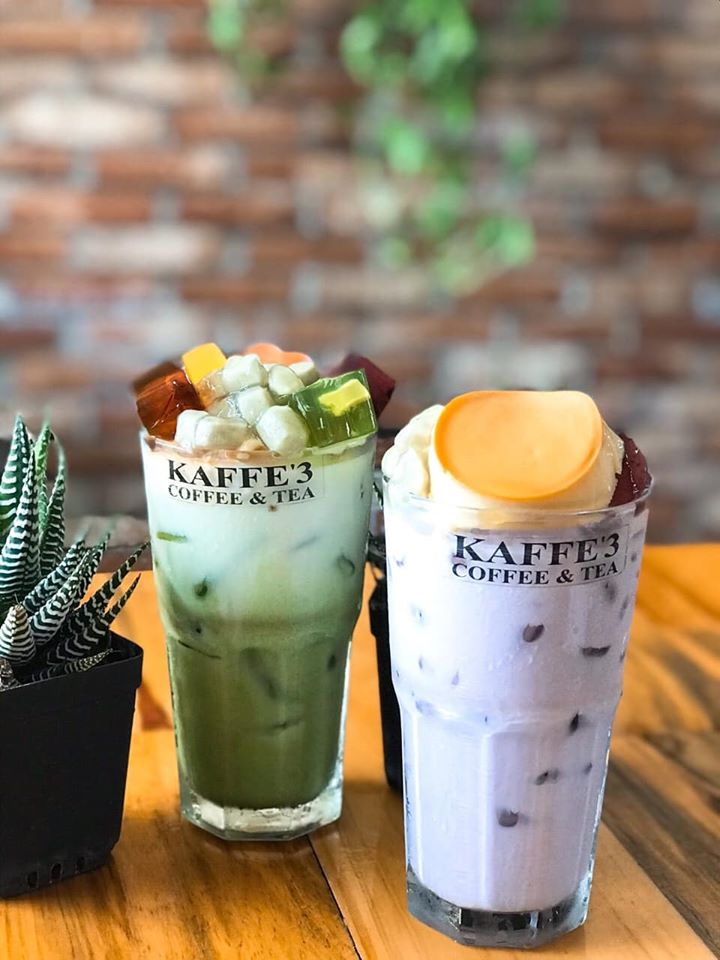 Kaffe 3 Coffee & Tea