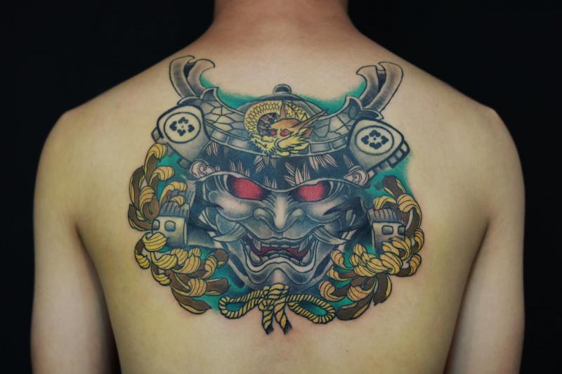KAI - Bình Dương Tattoo