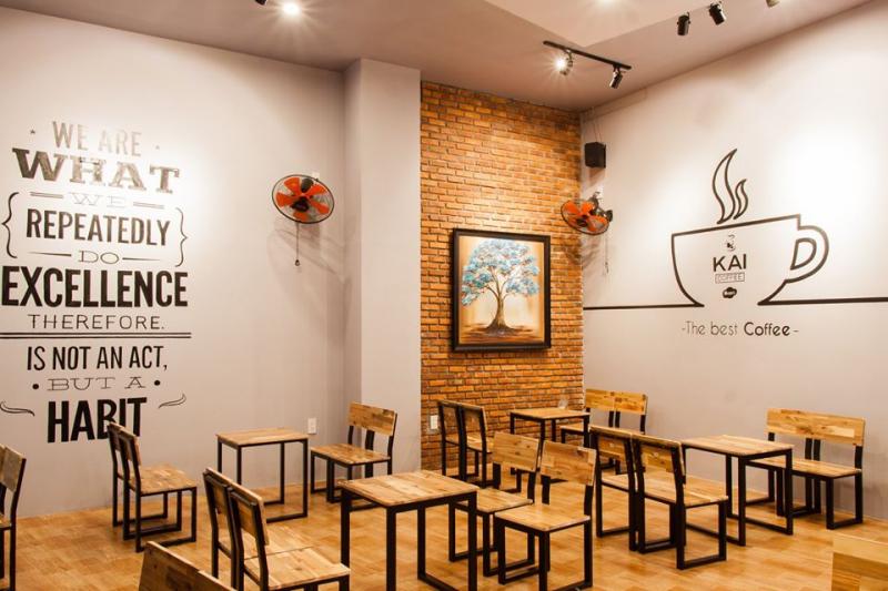 KAI coffee - 149 Lê Đình Lý, Đà Nẵng