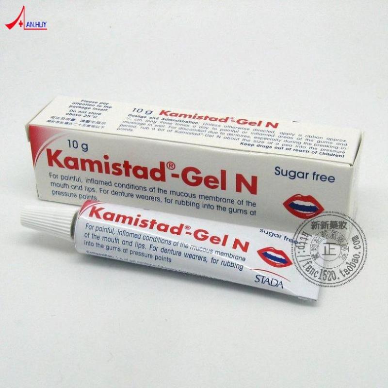 Thuốc Kamistad Gel N