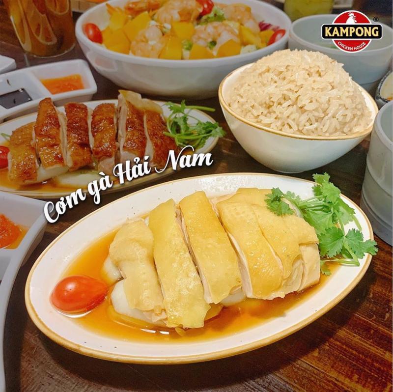 Kampong Chicken House