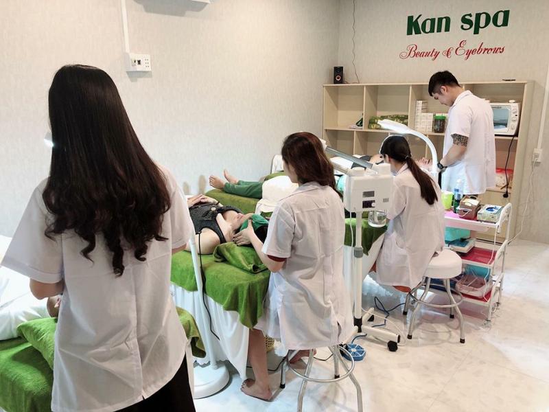 Kan Spa Beauty Academy