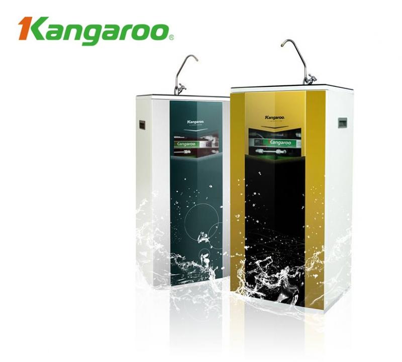 Máy lọc nước nhãn hiệu Kangaroo