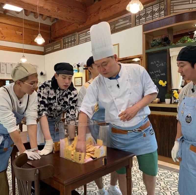 Kang's Kitchen - Quán ăn của Kang