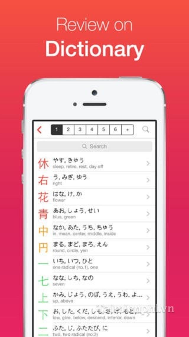 Ứng dụng này hỗ trợ người dùng tiếng Nhật một cách nhanh chóng và hiệu quả nhất hiện nay