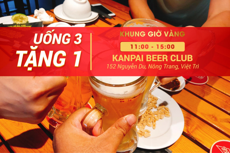 Kanpai Beer Club