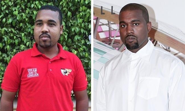 Kanye Phương Đông!