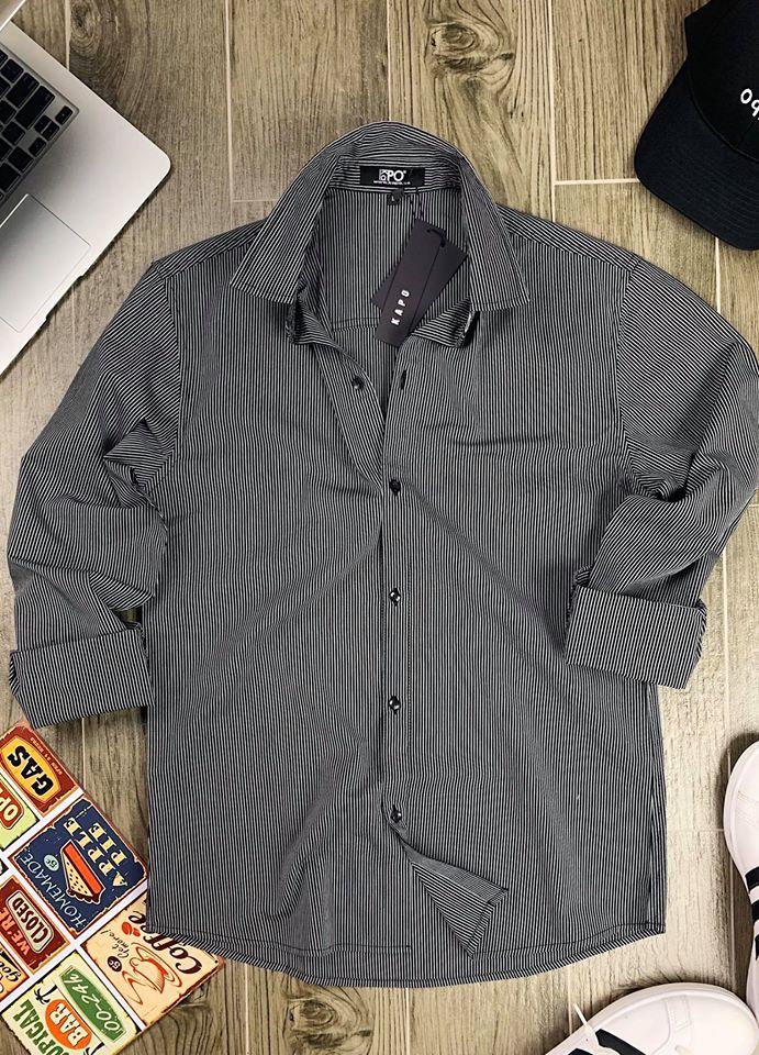 Striped Shirt dòng basic rất luxury và lịch sự
