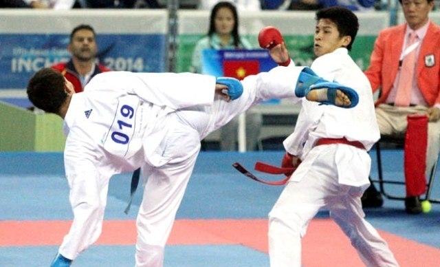 Môn võ tự nhất – Karate