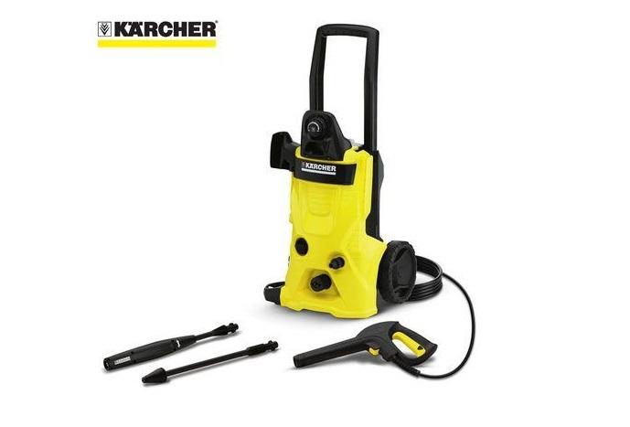 """Máy rửa xe của Karcher luôn thỏa mãn ba tiêu chí: """"Hiệu quả, cải tiến và chất lượng hàng đầu"""
