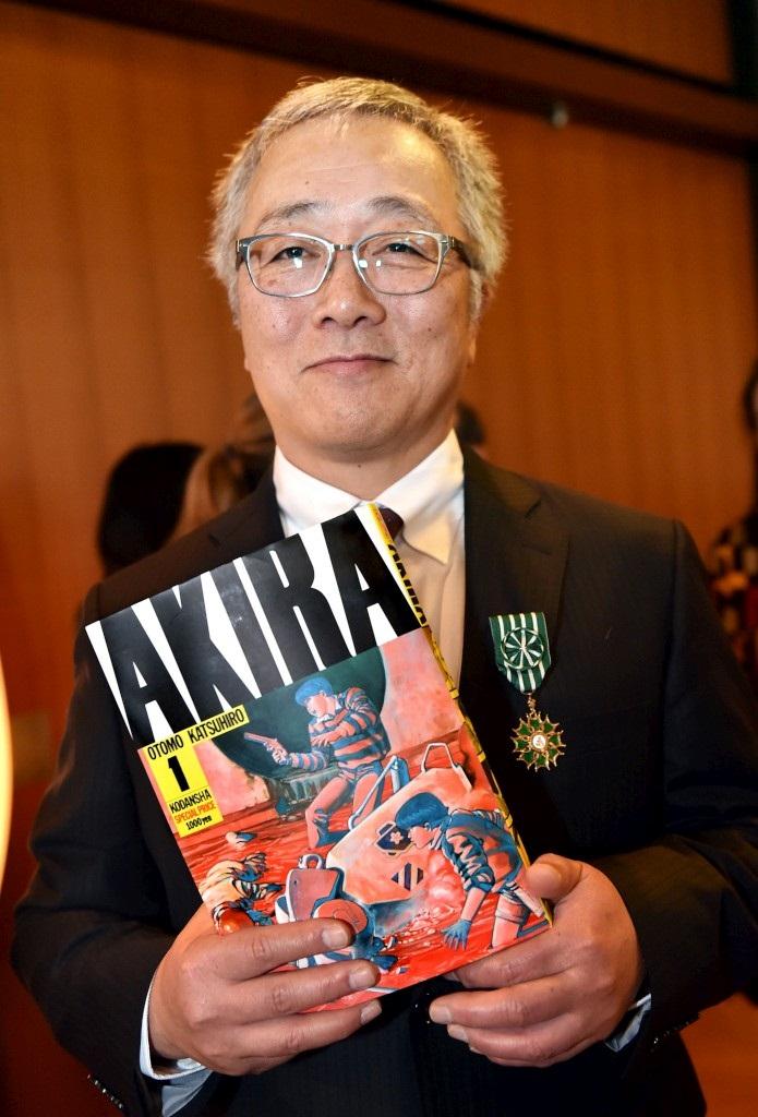 Tác giả Katsuhiro Otomo