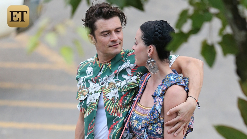 Katy Perry và Orlando Bloom