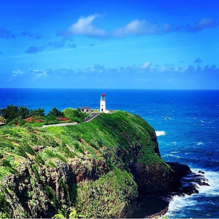 Kauai là hòn đảo lâu đời nhất của Hawaii