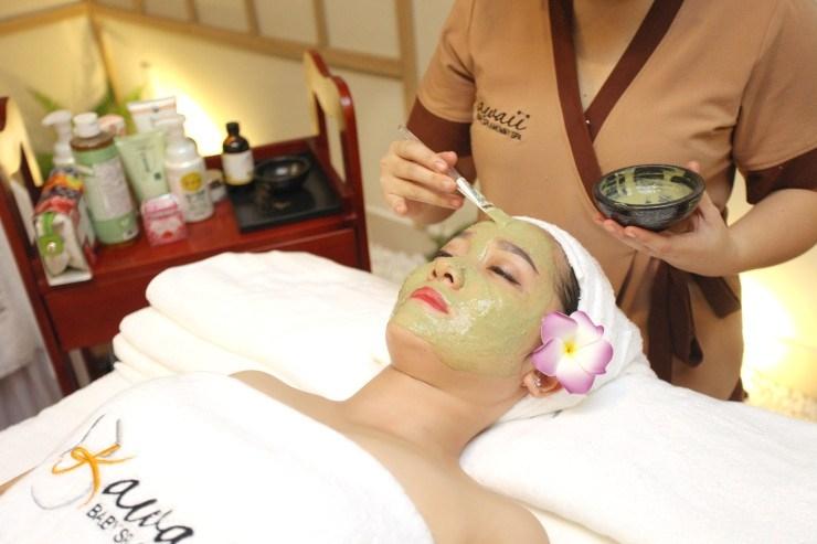 Kawaii nổi tiếng với các liệu trình chăm sóc đến từ Nhật Bản