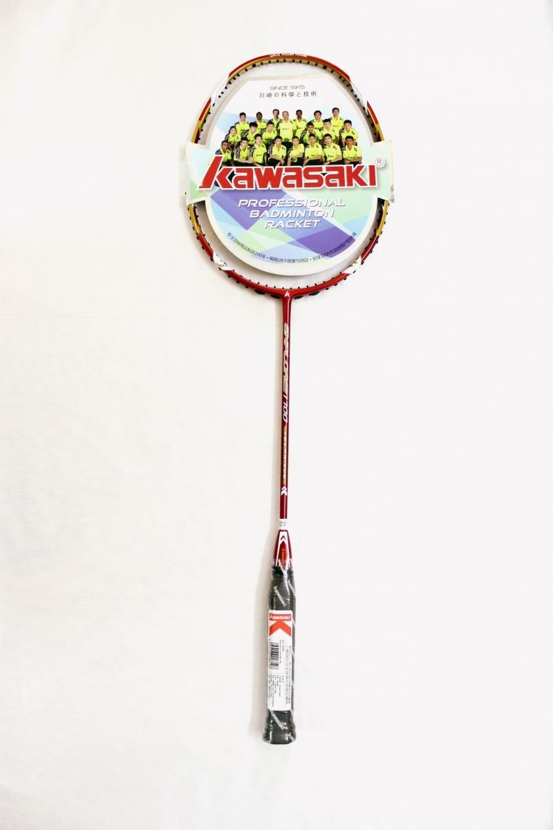 Chiếc vợt của hãng Kawasaki