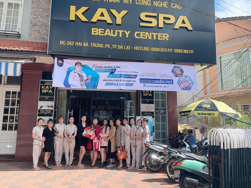 Kay Spa Đà Lạt - Skin Care & Beauty Clinic