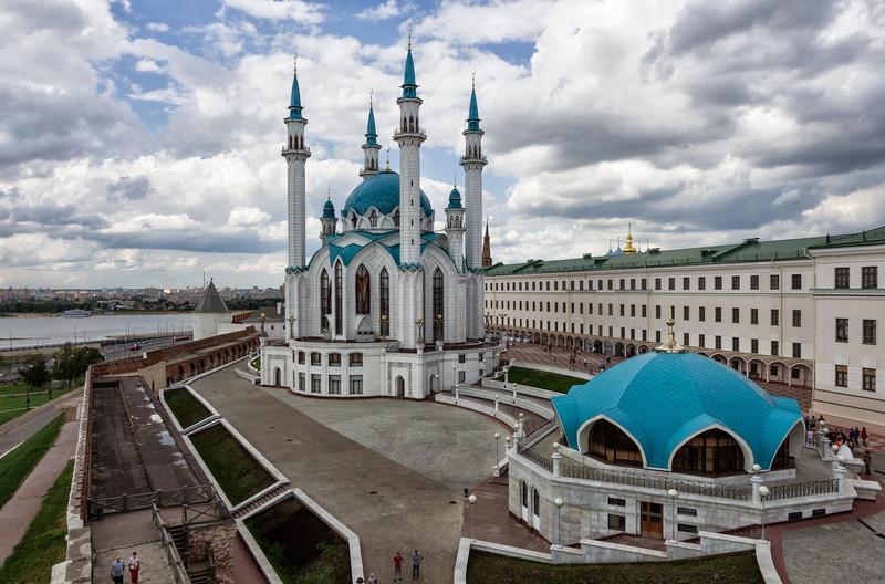Top 10 thành phố đẹp nhất nước Nga