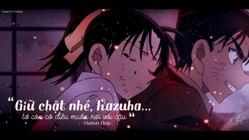 Kazuha và Hattori Henji
