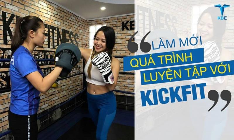 KBE Fitness 67 Nguyễn Đình Thi