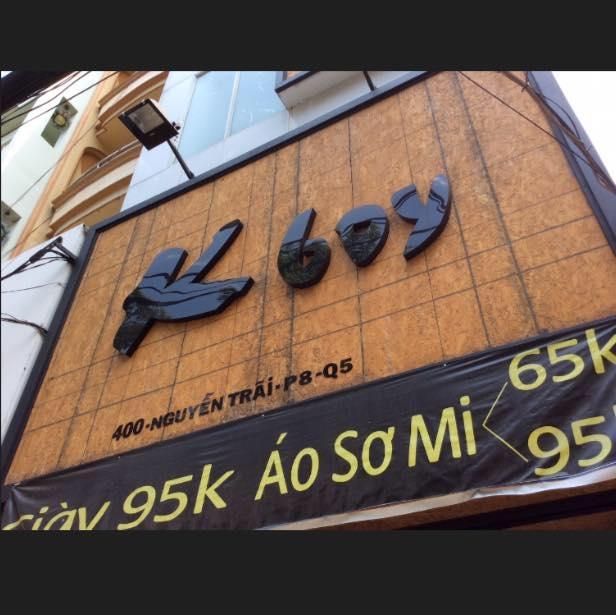 K.Boy shop