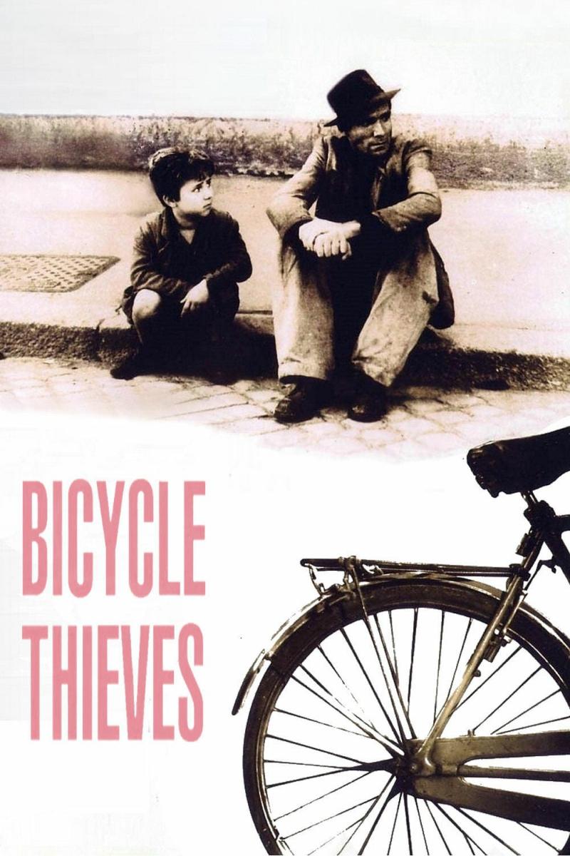 Poster phim Kẻ cắp xe đạp