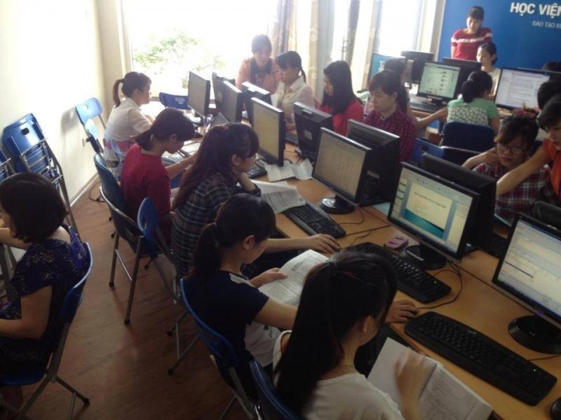 Lớp học kế toán tổng hợp Kế toán Đức Minh