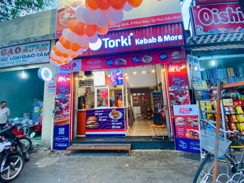 Kebab Torki Bình Dương