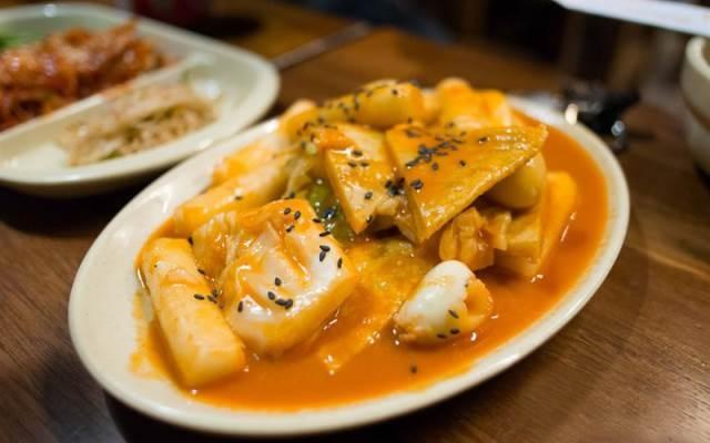 Món ăn bắt mắt ở Kei