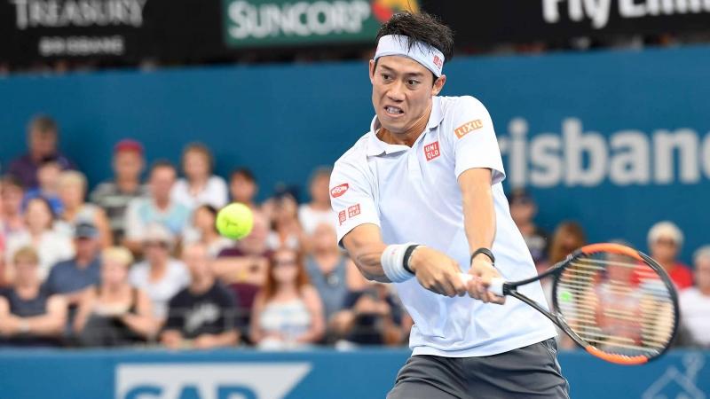 Kei Nishikori là niềm tự hào của quần vợt Nhật Bản