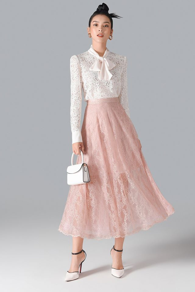 Kelly Bui hướng thời trang vào sự tiện ích nhưng vẫn đảm bảo về tính thẩm mỹ và cái đẹp.