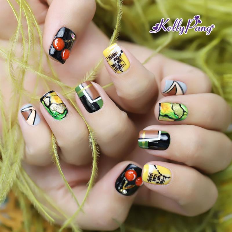 Trung tâm đào tạo nail Kelly Pang
