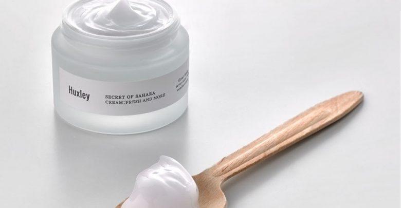 Kem dưỡng ẩm dạng gel Huxley Cream, Fresh And More